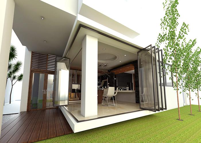 Yoon Residence