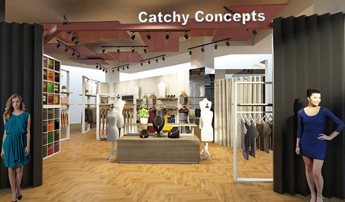 Catchy Concept: Damen