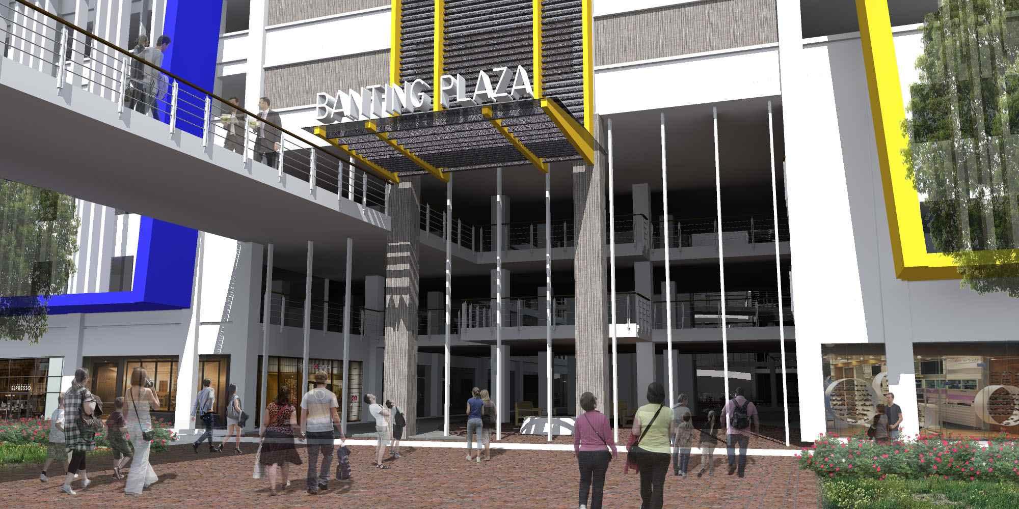 Banting Plaza