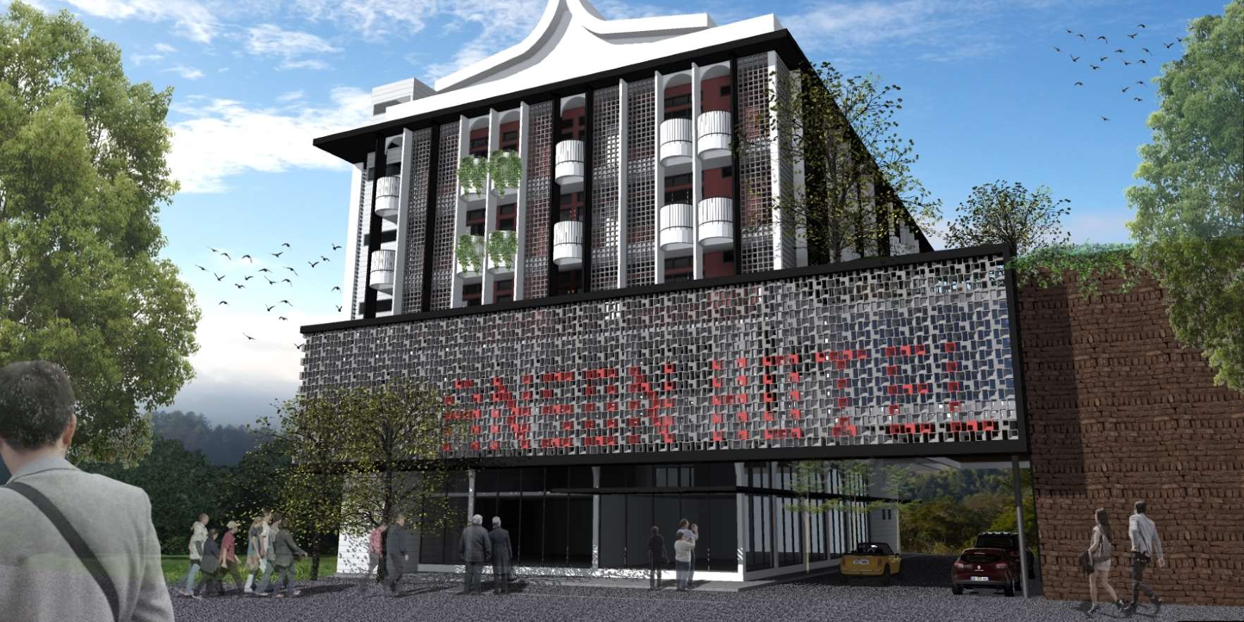 Anson Hotel