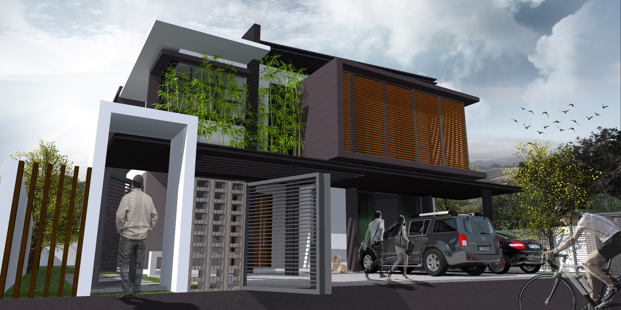 Setia EcoGarden 22 unit Bungalow Type A