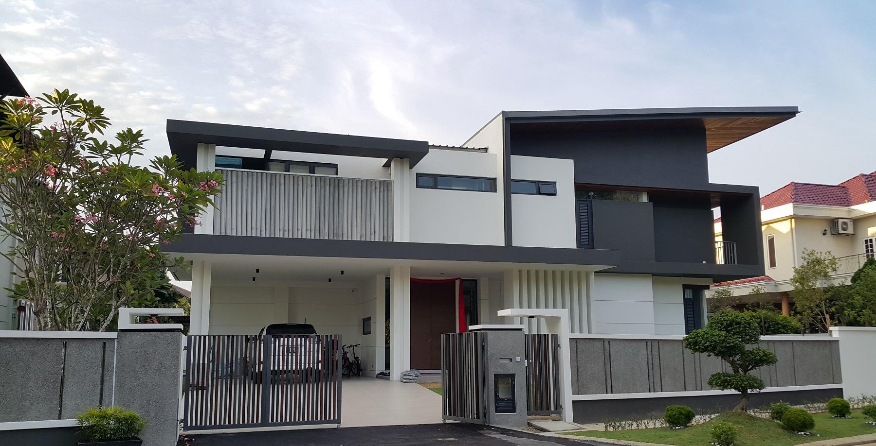 Lee Residence, Bukit Rimau