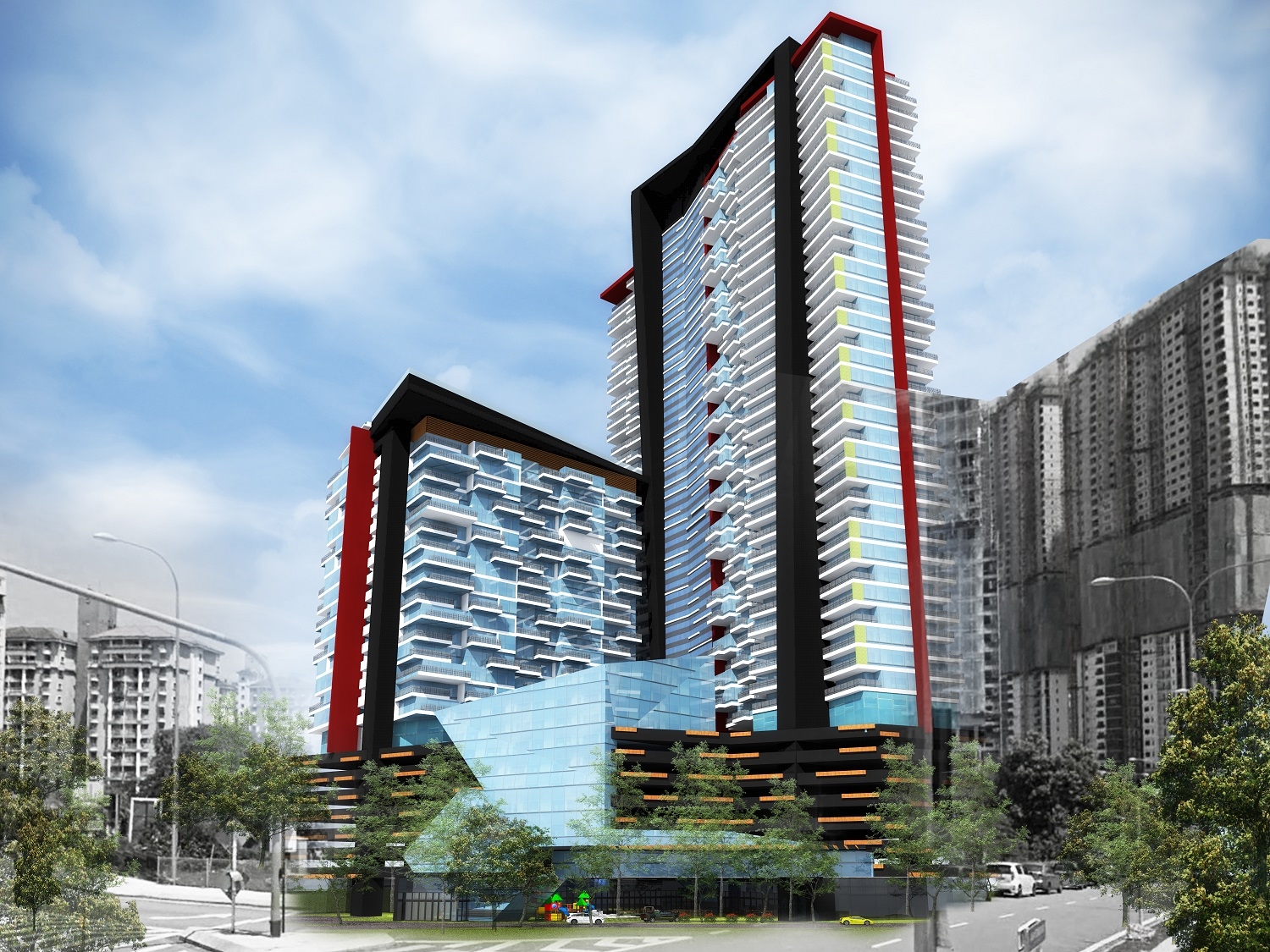 Bangsar South Redevelopment