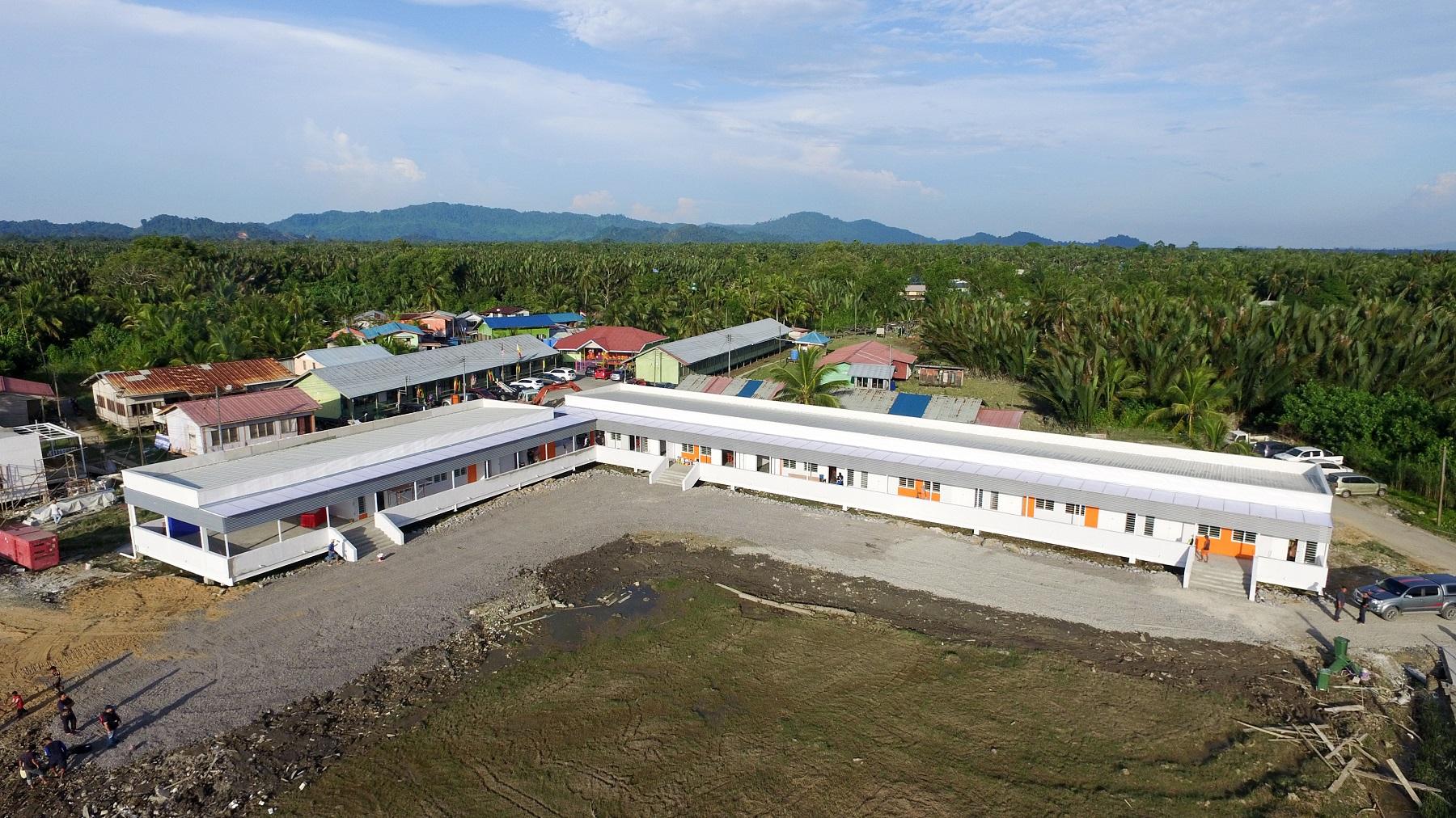Sawarwak School SK Ladong